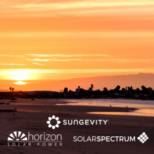Horizon Solar Power and Solar Spectrum Announce Merger Agreement