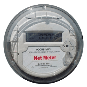 Solar Power Net Metering